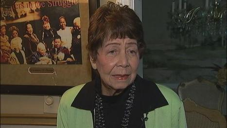 """""""Evelyn Lowery dies after suffering stroke"""" 