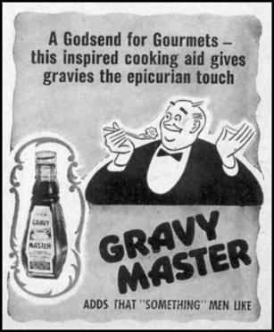 De Condimentis (15): Gravy Bastard | HiLobrow | Historical gastronomy | Scoop.it