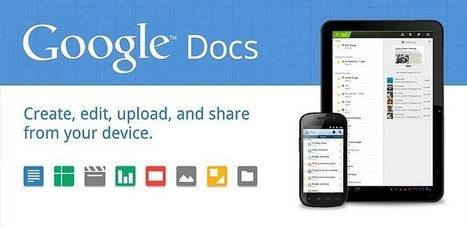 Google Docs - Android Market | Best of Android | Scoop.it