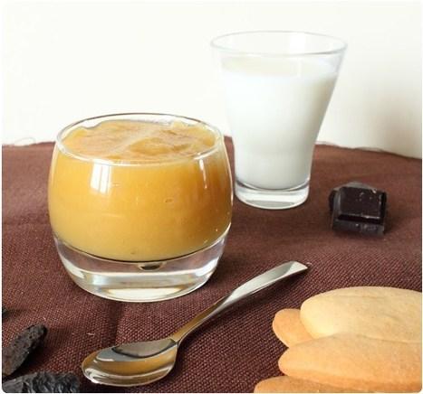 Compote de pommes au miel et fève Tonka | Desserts | Scoop.it