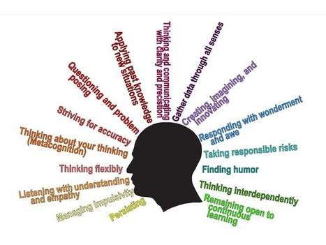 What Are The Habits Of Mind?   Professional Resources   Scoop.it