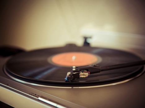 Disquaire Day / France Inter | Le disque vinyl | Scoop.it