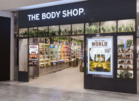 "The Body Shop dévoile son programme RSE ""Enrichir sans Exploiter"" [Infographie] 