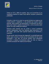 MANEJO DE SISTEMAS DE INFORMACIÓN: TEORÍA GENERAL DE SISTEMAS | MSI | Scoop.it