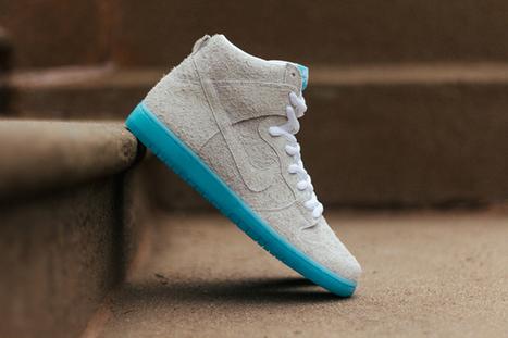 "Baohaus NY x Nike SB Dunk High Pro ""Chairman Bao"" | design - Art | Scoop.it"