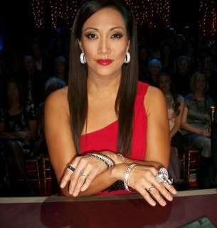 DWTS Judge Carrie Ann Inaba Explains Why She Always Fights With Maksim   *Dance*   Scoop.it