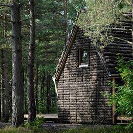 Design originale et écologique: la maison faite en algues ! (PHOTOS) | maisons bois | Scoop.it