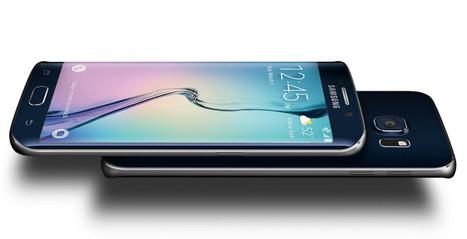 Le GalaxyS7 Edge pourrait avoir un écran incurvé des quatre côtés ... | Nouvelles technologies - SEO - Réseaux sociaux | Scoop.it