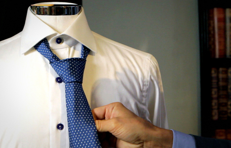 How To: Tie a Tie - The Manual | Stash and Dash | Scoop.it