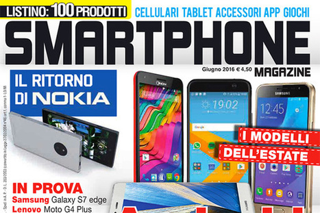 Smartphone Magazine è in edicola! - Cellulare Magazine | NGM - Solutions | Scoop.it