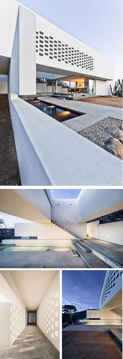 Recidencia 004 Zacatitos MX | Arquitectura Del Siglo XXI | Scoop.it