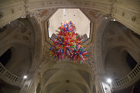 Prague | poetic interventions by Korean artists in Czech sanctuaries | culture360.org | The Aesthetic Ground | Scoop.it