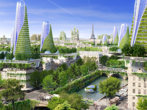 Comment sera Paris en 2050 | Géographie : les dernières nouvelles de la toile. | Scoop.it