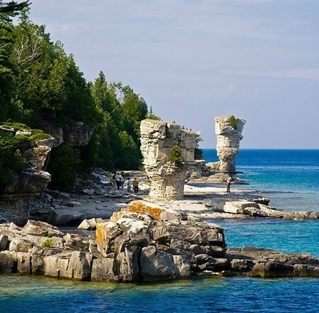 7 (Lesser Known) Natural Wonders Of Canada | Fun stuff | Scoop.it