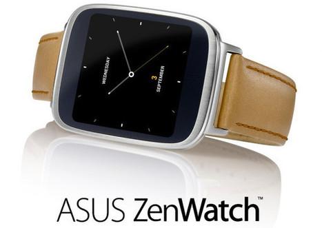 Asus prévoit déjà une montre ZenWatch 2 pour l'automne 2015 | Hightech, domotique, robotique et objets connectés sur le Net | Scoop.it