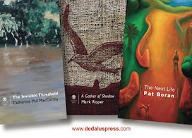 Dedalus Press - poetry matters: 3 New Tiltles from Dedalus Press | The Irish Literary Times | Scoop.it