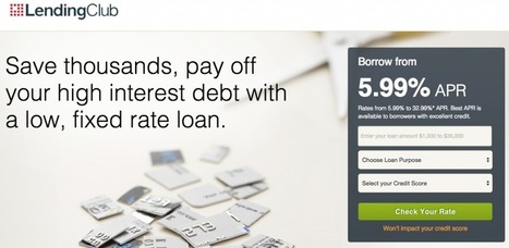 How to Apply for a Loan on Lending Club | P2P and Social Lending: Global Trends | Scoop.it