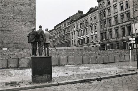 #224 ❘ Le mur de Berlin ❘ 1961-1989 | # HISTOIRE DES ARTS - UN JOUR, UNE OEUVRE - 2013 | Scoop.it
