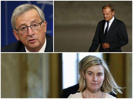 Les nouveaux visages de l'Europe | Union Européenne, une construction dans la tourmente | Scoop.it