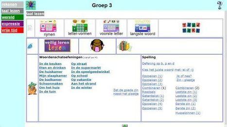 Website gespot! 'Zelf zoeken': voor leerlingen en leerkrachten in het basisonderwijs « André Manssen blogt vanaf de Zijlijn... | Praktijktools Werkconcept Critical Skills | Scoop.it