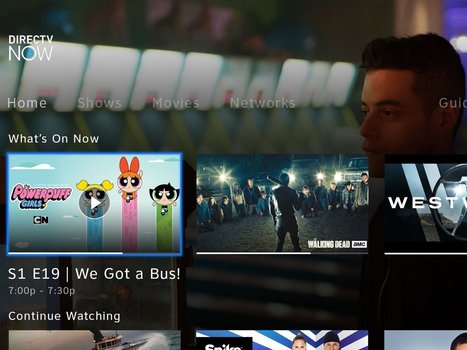 AT&T's new $35 streaming TV package has been plagued by technical problems | Television, cinema | Scoop.it