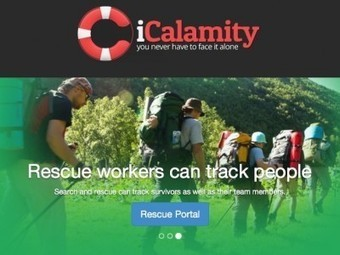 During disasters, iCalamity will help you find family and friends   norme e atti   Scoop.it