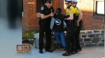 'Freddie Gray Had Spine Surgery One Week Before Arrest, which accounted for the life-ending injury, not 'rough' police treatment.' | News You Can Use - NO PINKSLIME | Scoop.it