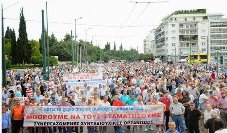 ΣΥΝΕΡΓΑΖΟΜΕΝΕΣ ΣΥΝΤΑΞΙΟΥΧΙΚΕΣ ΟΡΓΑΝΩΣΕΙΣ: Στις 6 μ.μ. (19/6/2014) στα Προπύλαια το συλλαλητήριο για το Ασφαλιστικό και τις συντάξεις - e-KOZANH | e-KOZANH | Scoop.it