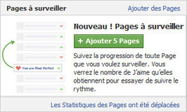 Surveiller les pages des concurrents - nouvelle fonctionnalité facebook | Web et SEO | Scoop.it