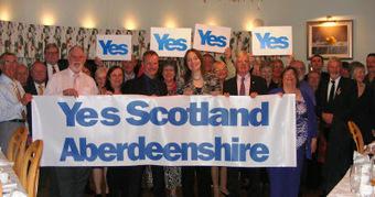 Aberdeenshire SNP: YES Aberdeenshire Comment On Ellon Debate Exit Poll | Referendum 2014 | Scoop.it