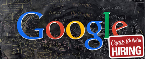 Google Is Hiring SEOs To Help Them Rank Better | SEO Tips, Advice, Help | Scoop.it
