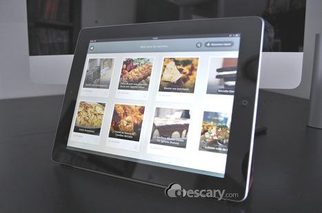 Evernote Food pour iPhone et iPad s'arrime à Open Table [Foodies] | Applications Iphone, Ipad, Android et avec un zeste de news | Scoop.it