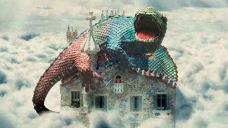 Un vídeo de la Casa Batlló gana un premio internacional de películas turísticas | Rebollarte | Scoop.it