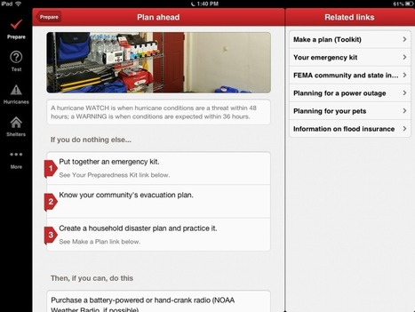 iPad Safety Apps | Educational Technology - Yeshiva Edition | Scoop.it