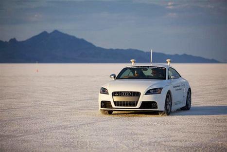 Un homme est allé plus vite qu'un robot | Post-Sapiens, les êtres technologiques | Scoop.it