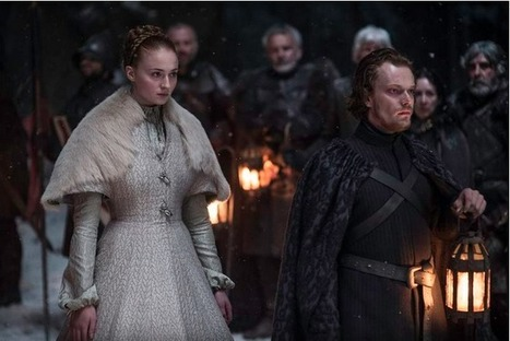 Why I Won't Swap #GoT Sansa Rape for Dany & her Dragons | Tracking Transmedia | Scoop.it