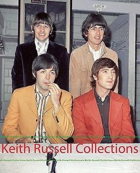 THE BEATLES Photo via Negative LOCKERS Multi-Sizes BT16 @thebeatles | Keith Russell Collections | Scoop.it