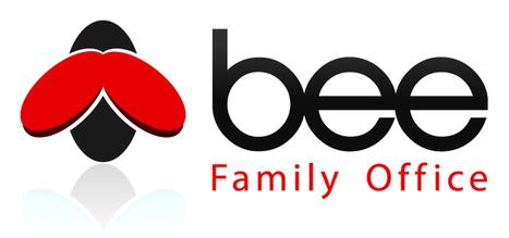 Identité visuelle : bee Family Office choisit Autour de l'Image | Marketing Digital | Scoop.it