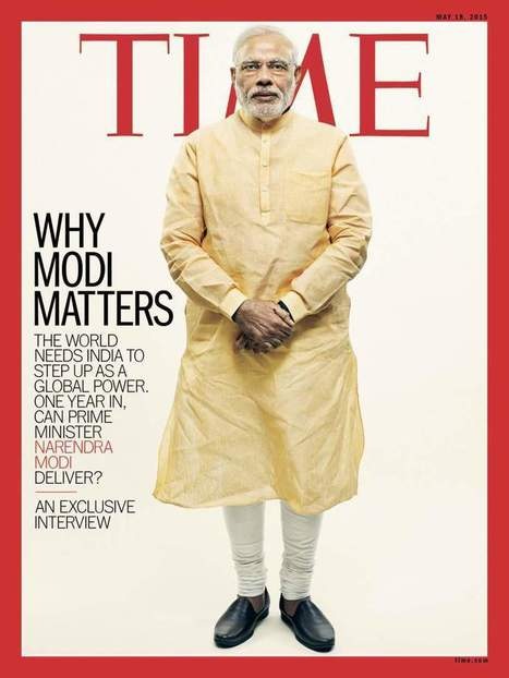 Read TIME's Exclusive Interview with Narendra Modi | enjoy yourself | Scoop.it