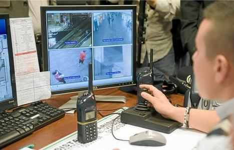 Les vidéo-patrouilleurs veillent | Projet les Halles | Scoop.it