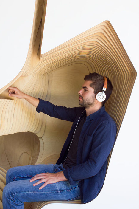 Headspace's State-of-the-Art Meditation Pods - Design Milk | Arts & Crafts | Scoop.it