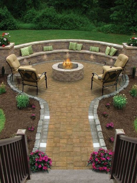 Backyard Patio Ideas for Small Spaces On a Budget   This For All   Home Design From Interior PIN   Scoop.it