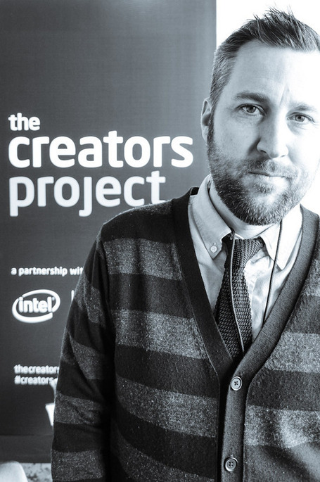 "Intel's multi-million dollar ""Creators Project' - can great curation build brands? 