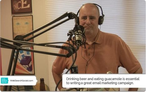 Beer. Guacamole. And Writing A Great Email Marketing Campaign with Mike Brooks. | Allbound Marketing | Scoop.it