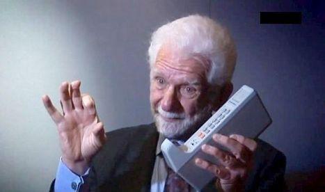 Le premier téléphone «portable» a décroché il y a 40 ans   L' Evolution Du Téléphone   Scoop.it