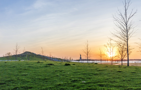 The Hills in the Harbor: A Sneak Peek at Governors Island's Hills | Outdoor Fitness | Scoop.it