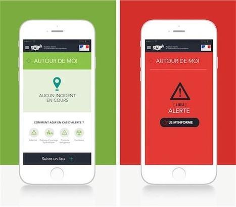 Le ministère de l'Intérieur lance une app «alerte attentat» | Applications Iphone, Ipad, Android et avec un zeste de news | Scoop.it