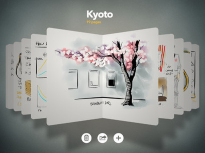 Paper By FiftyThree Looks Absolutely Great On Paper, But What About In Reality? -- AppAdvice | APPY HOUR | Scoop.it