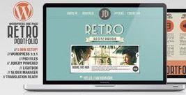 37+ retro wordpress themes | Free Wordpress Themes | Scoop.it