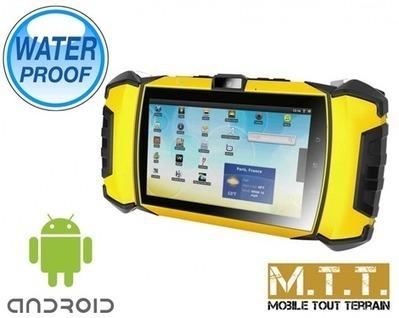 Caisse enregistreuse - M.T.T. Tablet: une tablette tactile très robuste, étanche, et pas chère, idéale pour les restaurants! | Mobilité à toute épreuve | Scoop.it